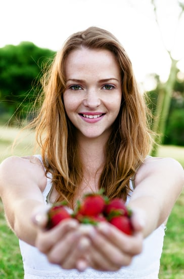 The Best Foods For Healthy Hair, Skin and Nails