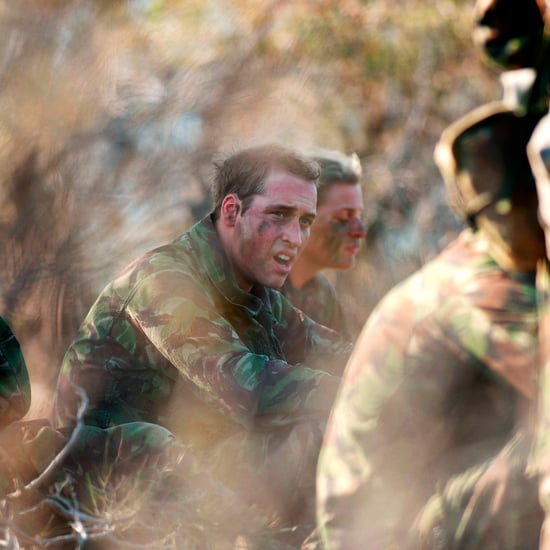 Photographic Evidence That Prince William Looks Better in Uniform