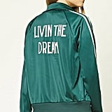 Forever 21 Livin The Dream Track Jacket
