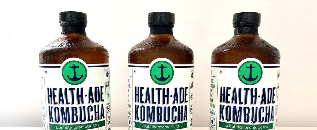 Health-Ade Kombucha Jalapeño Kiwi-Cucumber