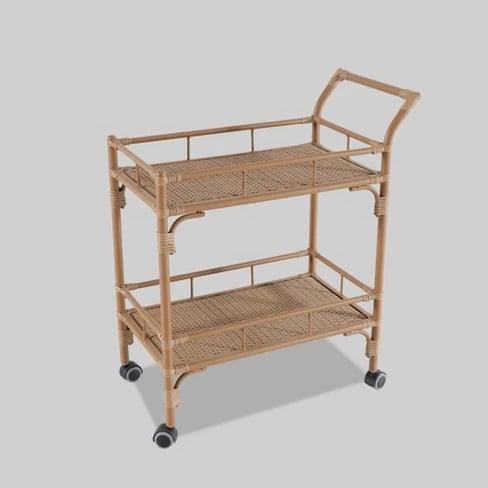 Britanna Patio Bar Cart
