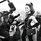 Mila Kunis in Christian Dior Fall Ad Campaign