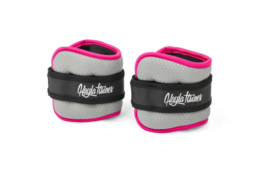 Kayla Itsines Ankle Weights