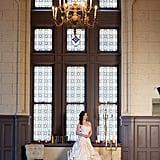 Beauty and the Beast Styled Bridal Shoot