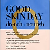 Peach & Lily Good Skin Day Drench + Nourish Sheet Mask