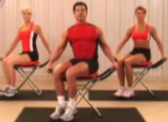 Red Exerciser Infomercial