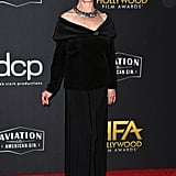 Celia Imrie at the 23rd Annual Hollywood Film Awards
