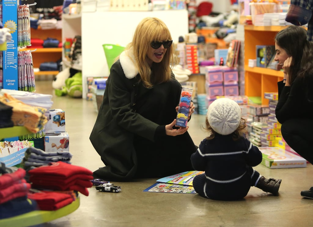 Rachel Zoe and Skyler Berman got playful.