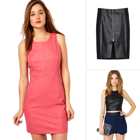 Cheap Faux Leather Clothing