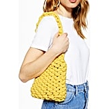 Topshop Seattle Rope Tote Bag
