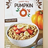 Trader Joe's Pumpkin O's ($2)