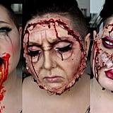 Snapchat Filters IRL Halloween Makeup Tutorial