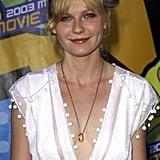 2003: Kirsten Dunst
