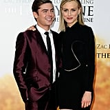 Zac Efron and Taylor Schilling walked the carpet in Berlin.