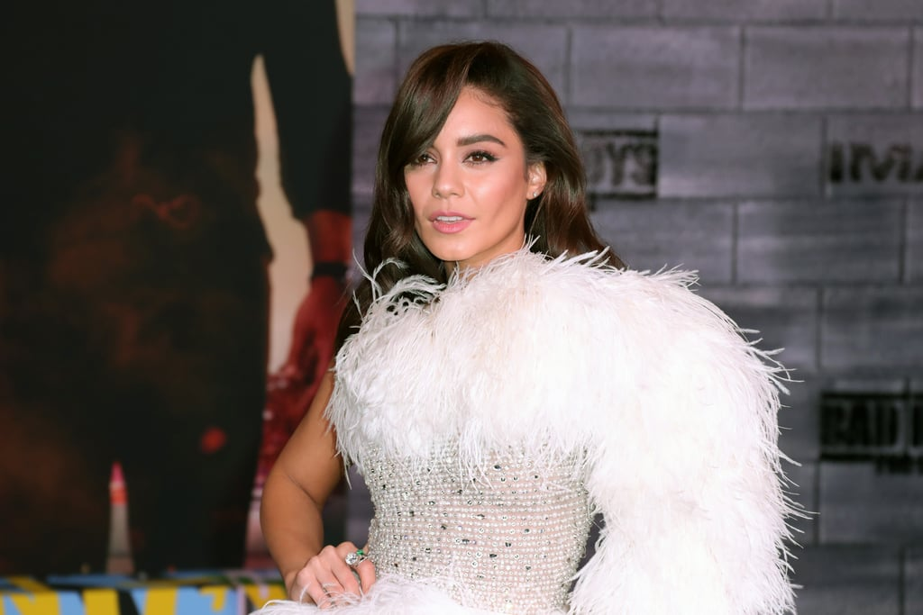 Vanessa Hudgens Gets a Sunflower Tattoo After Breakup
