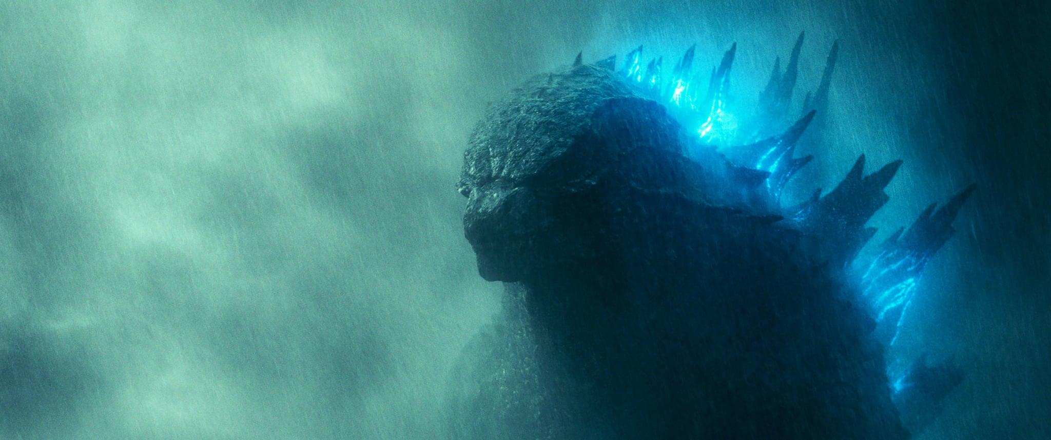 GODZILLA: KING OF THE MONSTERS, Godzilla, 2019.  Warner Bros. / courtesy Everett Collection