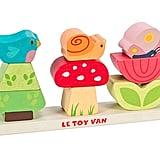 Le Toy Van My Wooden Stacking Garden