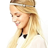 Headband, approx $22, ASOS