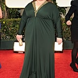 Melissa McCarthy at the Golden Globes.