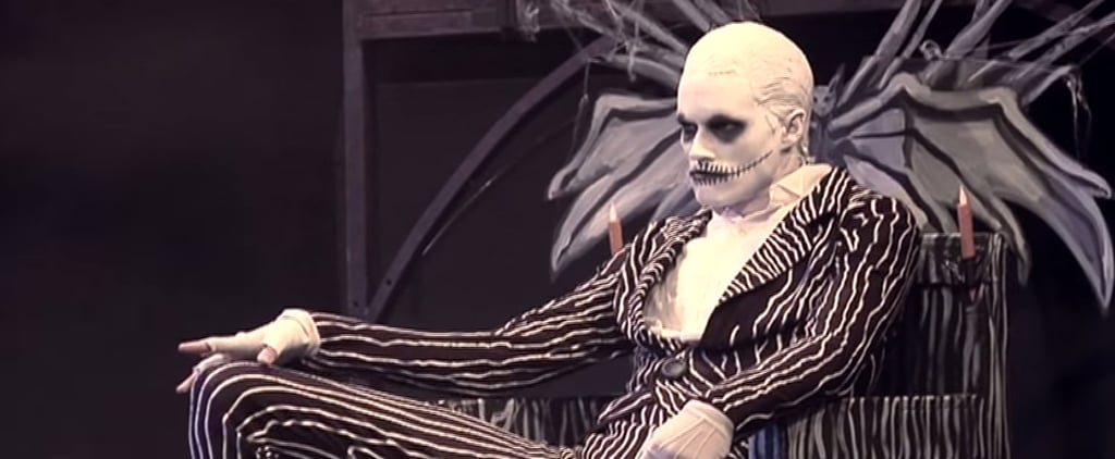 What's This? Oh, Just an Eerily Accurate Performance of The Nightmare Before Christmas
