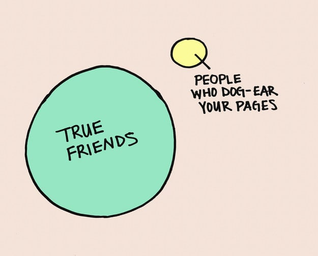 What makes a true friend.