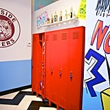 The Hallways of Bayside High