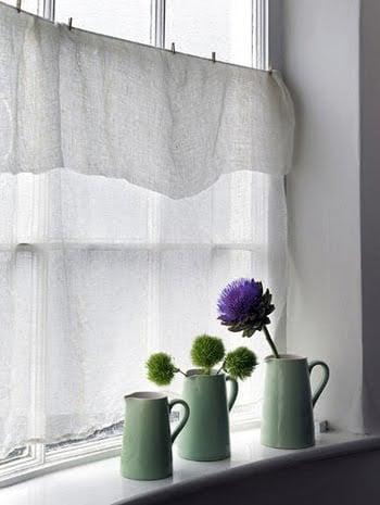Do You Have Café Curtains?
