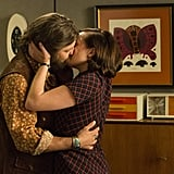 Mad Men — Stan and Peggy