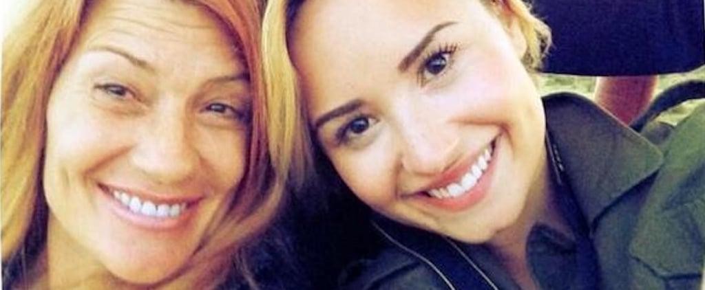 Demi Lovato's Mum Dianna De La Garza's Quotes About Overdose