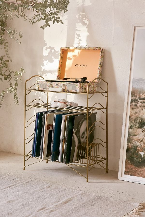Vinyl Record Storage Shelf Best Home Organizing Products From Urban Outfitters Popsugar