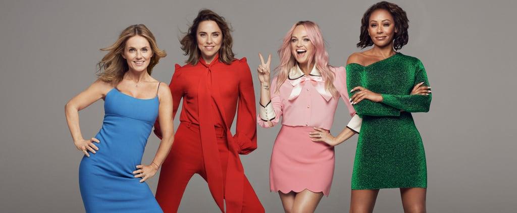 Spice Girls 2019 Reunion Tour Announcement