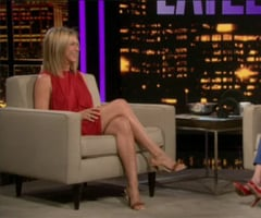 Video of Jennifer Aniston Interview on Chelsea Lately Talking About Andre Balazs