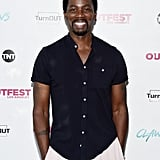 Harold Perrineau (Lost, Claws) appears in Dumplin' as Lee Wayne/Rhea Ranged, a passionate drag queen who is inspired by Dumplin's willingness to break out of her comfort zone and becomes her pageant coach.