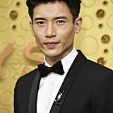 Manny Jacinto at the 2019 Emmys