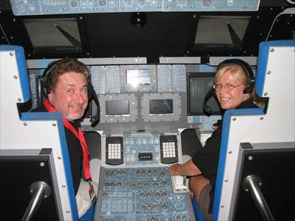 Astronaut Training Experience