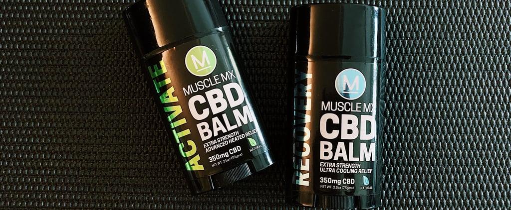 Muscle MX CBD Balms Review