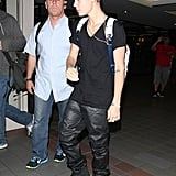Selena Gomez and Justin Bieber at the Movies | Pictures