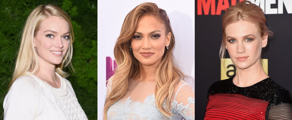 This Week's Most Beautiful Celebrities Played With Their Hair Hues