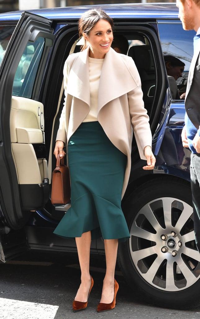 Meghan Markle's Charlotte Elizabeth Bloomsbury Bag
