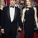Michael Douglas and Diandra Luker