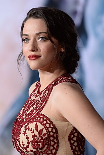 See Kat Dennings's Cushion-Cut Engagement Ring