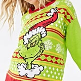 The Grinch Graphic Sweater