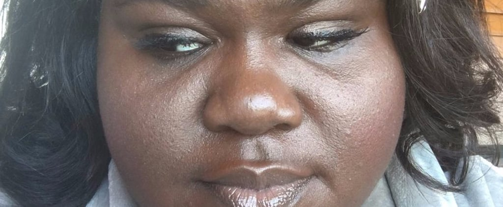 Gabourey Sidibe Reviews Rihanna's Fenty Beauty