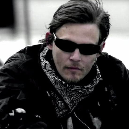 "Norman Reedus in Lady Gaga's ""Judas"" Music Video"