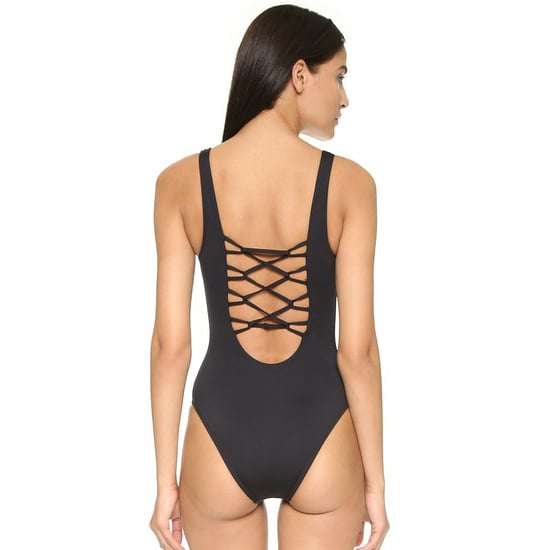 Shop Our Must-Have Black Swimsuit Options