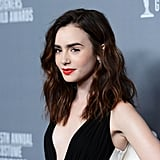 Lily Collins, 26