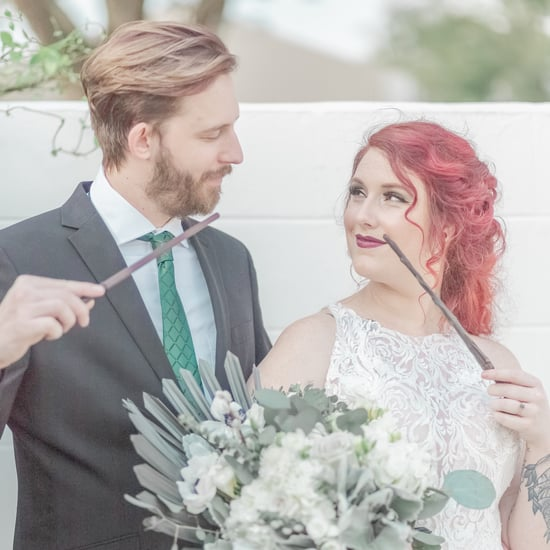 Slytherin Themed Wedding