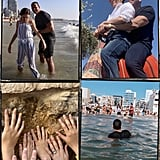 Jennifer Lopez Alex Rodriguez Holiday Photos in Israel 2019