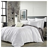 White Courtney Duvet Cover Set