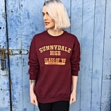 Sunnydale High School Sweatshirt ($29)
